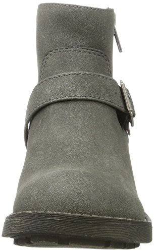 Grey WoMen Charcoal Boots Thyme Dog Rocket Biker OSXTAq