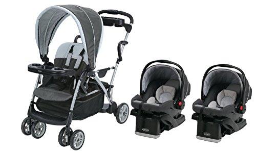 2 Seater Stroller Graco - 2