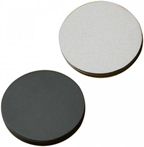 120er K/örnung 10 St/ück Original Blaufaust/® Schleifscheiben D:125 mm Klett f/ür Metall und Lack