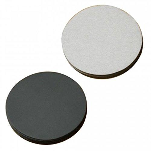 10 Stück Original Blaufaust® Schleifscheiben D:150 mm, 1000er Körnung, Klett, für Metall und Lack