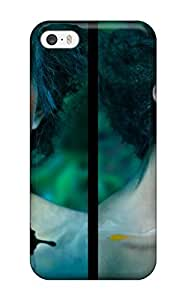 Iphone 5/5s Case Cover With Shock Absorbent Protective HWtPIia3901DiArP Case