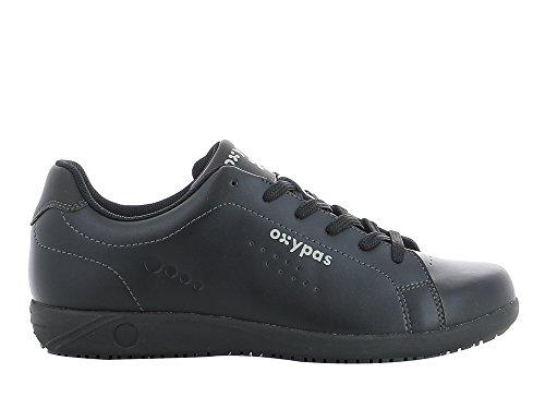 Oxypas Evan Herren Arbeits- und Sicherheitsschuhe | Sneaker Schwarz