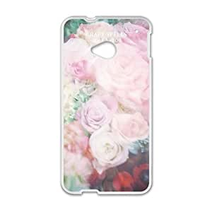 craft spells love labor personalized creative custom protective phone case for HTC M7 wangjiang maoyi