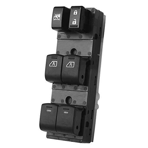 Window Nissan Switch - Master Power Window Switch 901804 for Nissan Altima Infiniti EX35 EX37 Driver Side Window Switch 25401ZN50C 25401ZN50B