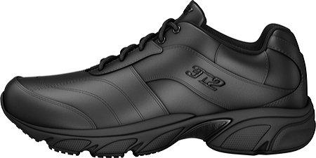 3n2 Herenreactie Scheidsrechter Sneakers, Zwart, 7.5 M Ons