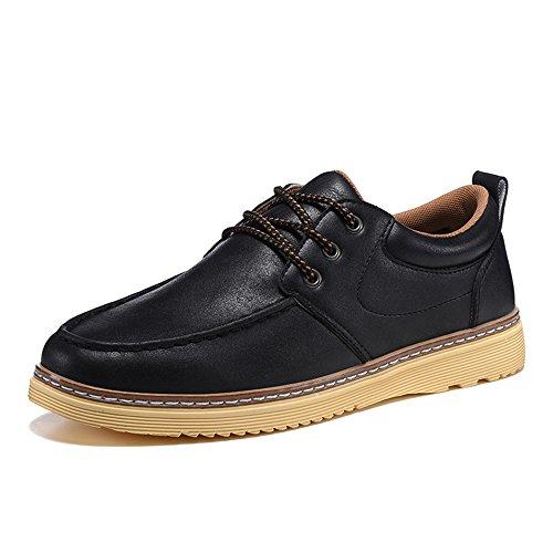 02 Leisure 4 Color 41 CN42 Size Men's Leather Colors Retro Feifei 8 Winter Shoes 5 UK7 EU Shoes g0wnOxvzRw