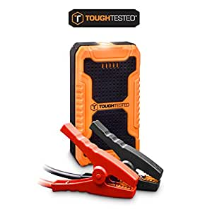 ToughTested - 8000mAh Storm Car Vehicle Jump Starter & SmartPhone Portable Charger Powerbank For Emergency