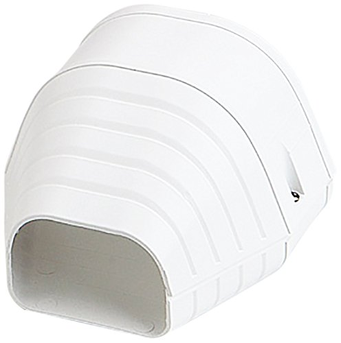 Rectorseal 84107 End Fitting, 4.5-Inch, White