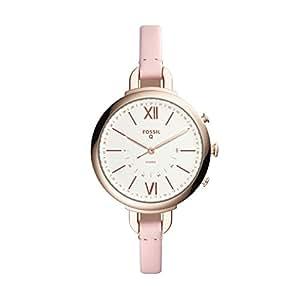 FOSSIL Women's FTW5023 Smart Digital Pink Watch