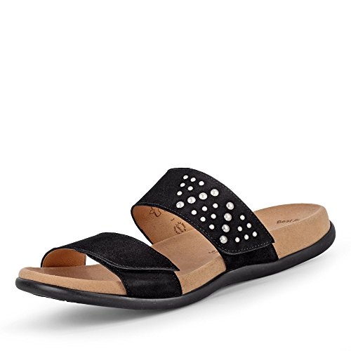 Preston Casual Sandals Gabor Black Womens dqRSwz