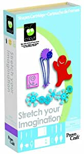 Cricut Cartridge, Stretch Your Imagination