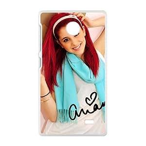ariana grande look alike Phone Case for Nokia Lumia X Case