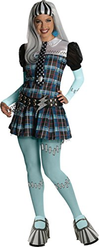 Rubie's Women's Monster High Frankie Stein Adult Costume Large