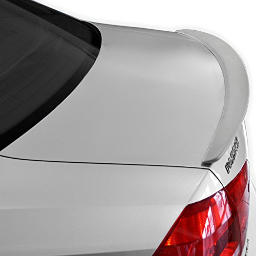 Dawn Enterprises PAS12-FM Factory Style Flush Mount Spoiler Compatible with Volkswagen Passat - Night Blue Metallic (LH5X) ()