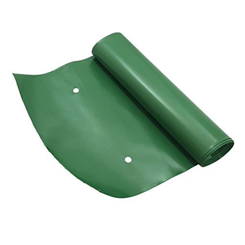 - Frost King DE200 Standard Plastic Drain Away Downspout Extender, Extends 8-Feet, Green