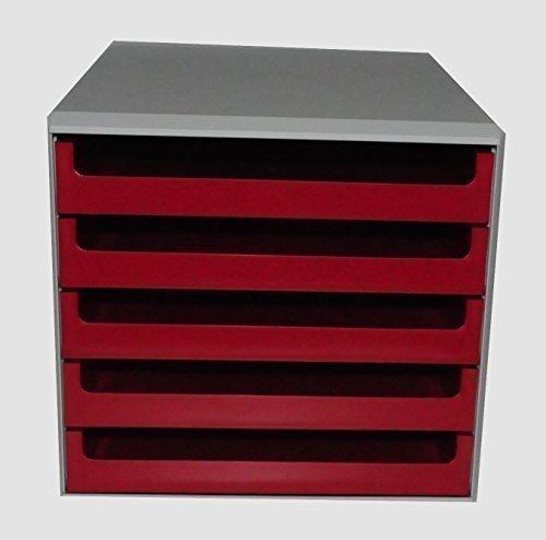 ABLAGEBOX ROT (30050906)