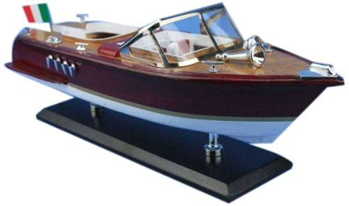 Hampton Nautical  Riva Aquarama Speedboat, 14