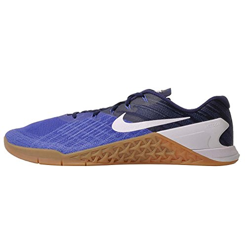 Mens White Nike Shoes 3 Blue Training Metcon Paramount 0HqHE