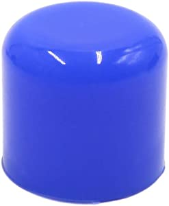 uxcell 30mm 1.18 inches Silicone Blanking Cap Intake Vacuum Hose Tube End Bung Blue