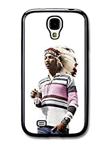 Pharrell Native Indian Portrait case for Samsung Galaxy S4