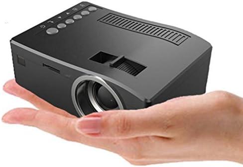 1080P Full HD LED Mini Portable Projector Home Theater Cinema AV VGA SD USB HDMI