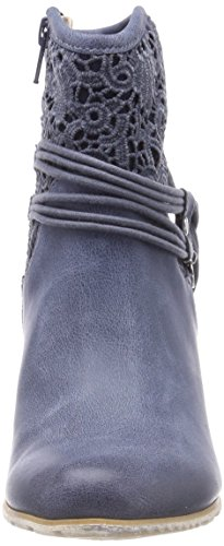 Comb Ankle 25301 Women's Oliver Blue Denim s Boots ftq05