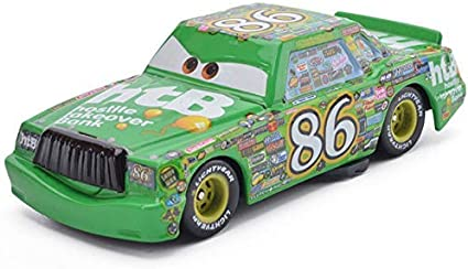 Amazon Com Cars 2 Toys Speed Racers Mcqueen Tow Mater Tow Truck