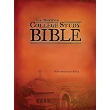 Saint Mary's Press® College Study Bible (paperback): New American Bible