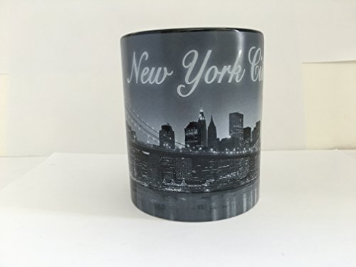 New York Souvenir Mug, I Love NY At Night 11oz. Mug , New York Souvenir
