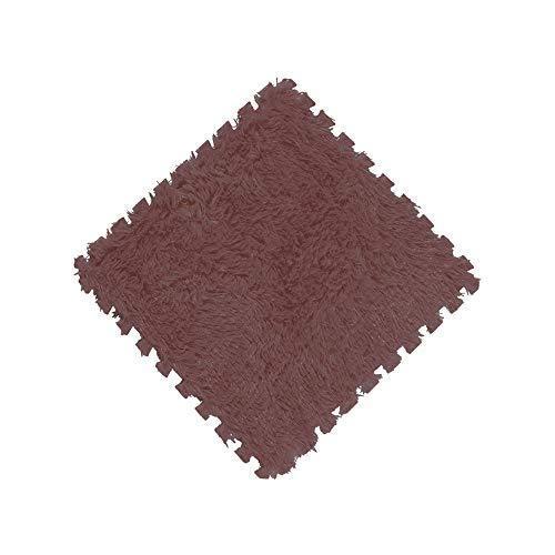 - USLovee3000 Clearance 3030cm Kids Carpet Foam Puzzle Mat EVA Long Fluff Baby Eco Floor 9 colors