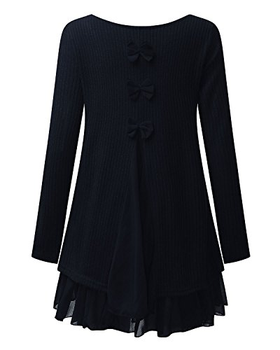 ZANZEA - Vestido - Noche - para mujer Azul