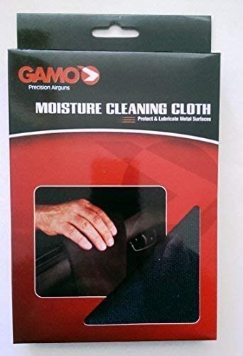 Gamo Bsa Hidratante Limpieza Paño - Seguro para Escopetas Aire Comprimido, Airsoft Armas y Armas de Fuego