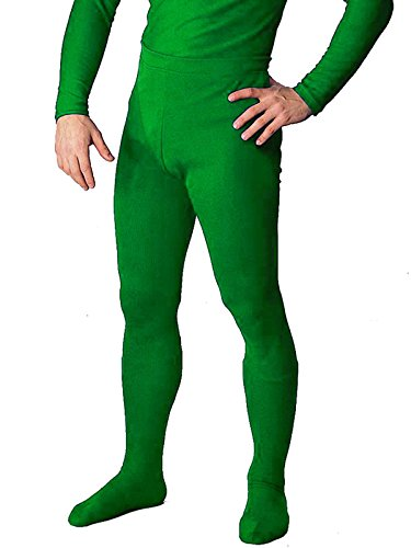 - Rubie's Professional Men's Tights Rubies Costumes Adult, Green, X-Large