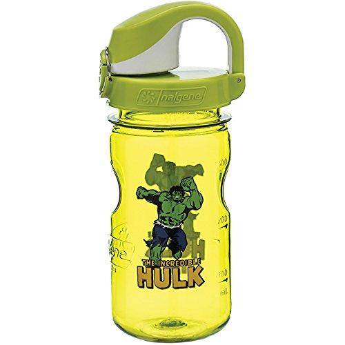 Nalgene Marvel 12oz On the Fly (OTF) Kids BPA-Free Water Bottle