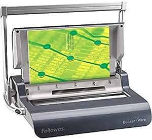Fellowes Manual Wire Binding Machine QUASAR Wire (5224101)
