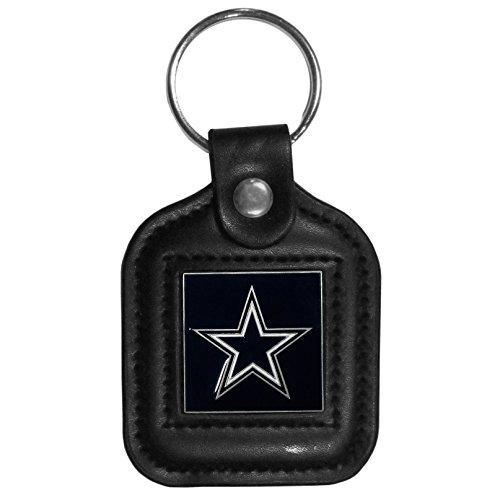 Siskiyou NFL Square Key Chain Dallas Cowboys, Black