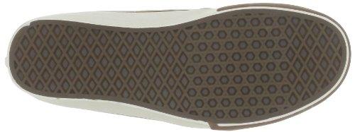 Vans - Zapatillas de deporte de tela unisex Marrón (Marron (Heavy Canvas Sp))