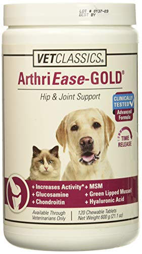 Vet Classics ArthriEase Gold (120 -