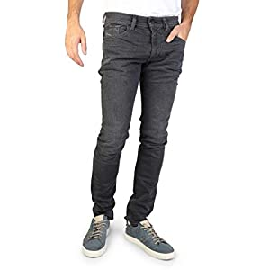Diesel Thommer Men Grey Jeans