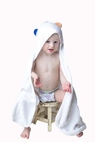 Baby Small Plaid Cotton Towel Bibs - 3