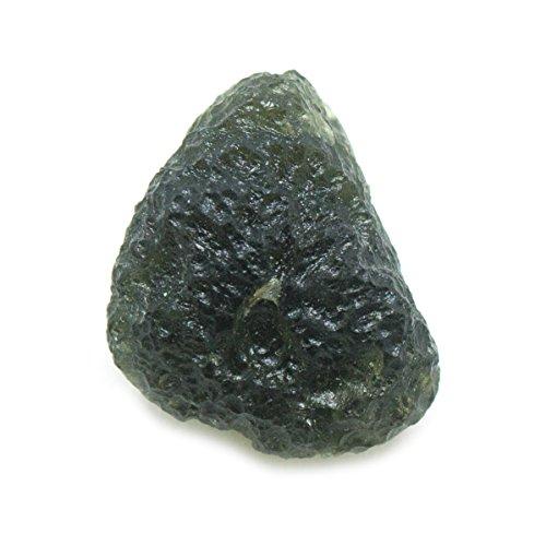 crystal vaults moldavite - 2