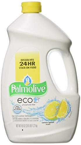 Palmolive 47805 45 Oz Lemon Splash™ Palmolive® eco+™ Gel DW Detergent