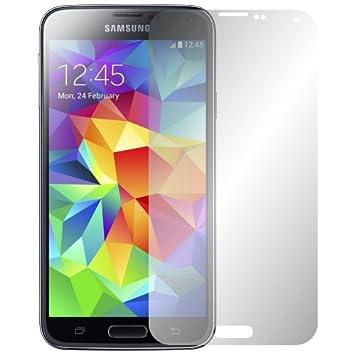 Slabo 2 x Protector de Pantalla Samsung Galaxy S5 / S5 Neo lámina ...