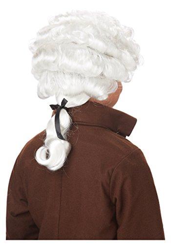 Buy thomas jefferson costume wig