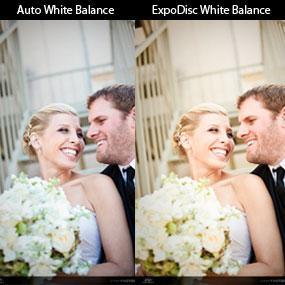 Auto WB vs. ExpoDisc WB. Images Copyright Zach and Jody Gray.