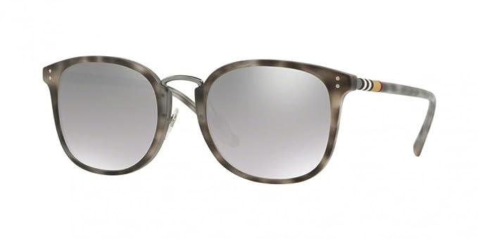 Burberry 0Be4266 3534Q0 53, Gafas de sol para Hombre, Gris ...