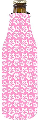 Coolie Junction Hibiscus Pattern Bottle product image
