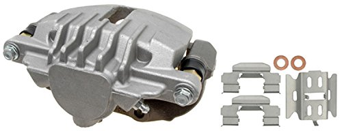 ACDelco 18FR1488 Professional Rear Passenger Side Disc Brake Caliper Assembly without Pads (Friction Ready Non-Coated), Remanufactured