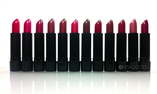 Princessa Aloe Lipsticks Set - 12 Fashionable Colors/ Long L
