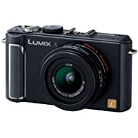 Panasonic digital cameras LUMIX (Lumix) LX3 black DMC-LX3-K